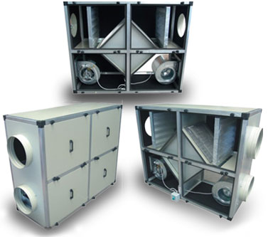 HEAT RECOVERY UNITS (HRV)